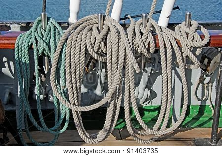 Ropes For The Sails