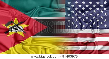 USA and Mozambique