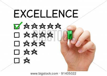 Excellence Rating Concept