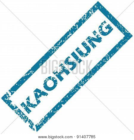 Kaohsiung rubber stamp