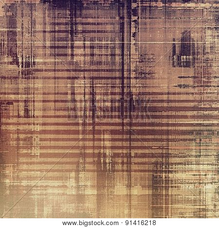Retro texture. With different color patterns: yellow (beige); brown; gray; purple (violet)