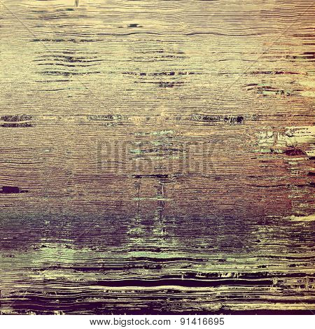 Background with grunge stains. With different color patterns: yellow (beige); brown; gray; purple (violet)