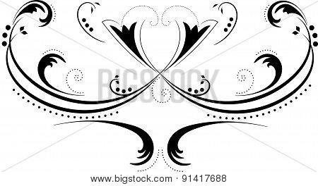 Tulip Swoosh design