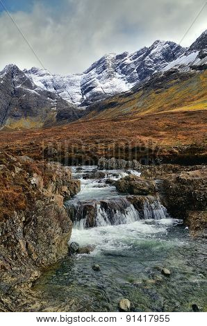 Fairy Pools, Glen Brittle