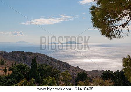 Preveli Coastline