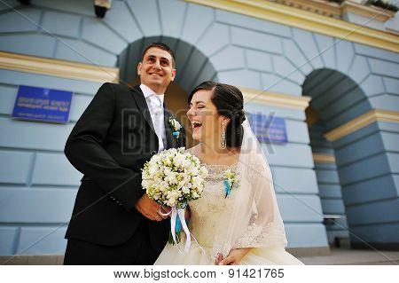 Emotions Of Bride