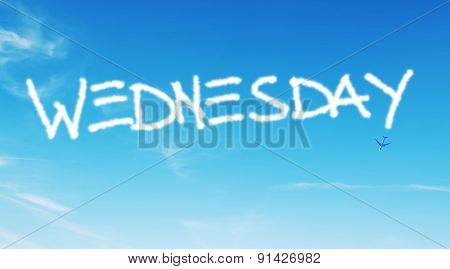 Wednesday Written In The Sky
