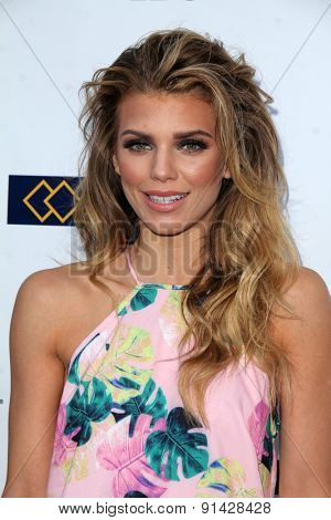 LOS ANGELES - MAY 21:  AnnaLynne McCord at the 17th From Slavery to Freedom Gala at the Skirball Center on May 21, 2015 in Los Angeles, CA