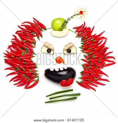 Chilli Clown.