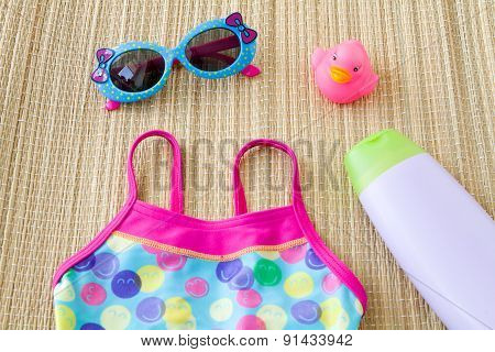 Accessories for the beach