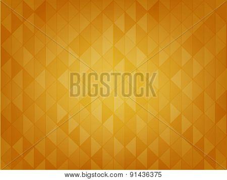 Gold Background Texture Geometric Design