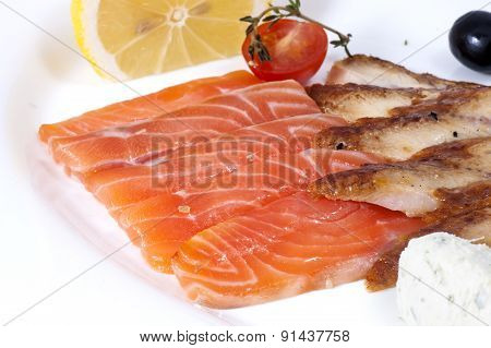 Assorted Fish