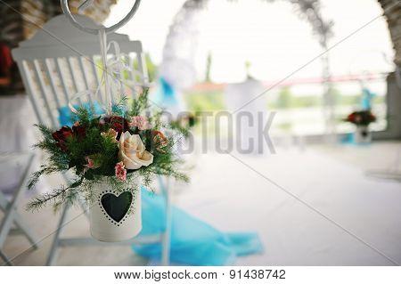 Wedding Ceremony & Wedding Decorations. Wedding Archway