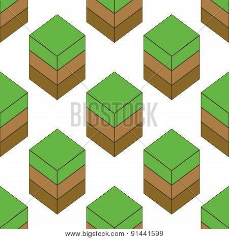 Empty ground pattern
