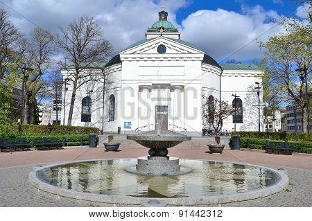 City  Church In Hameenlinna