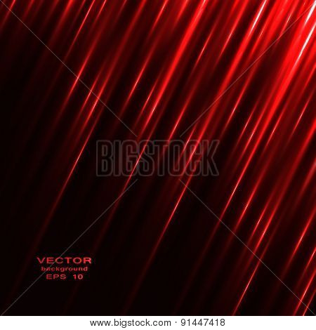 Abstract colourful background with swirl waves.