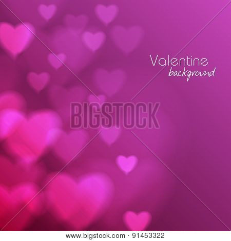 Valentine Disco Background