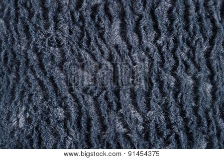 Dark Gray Polar Fleece Background