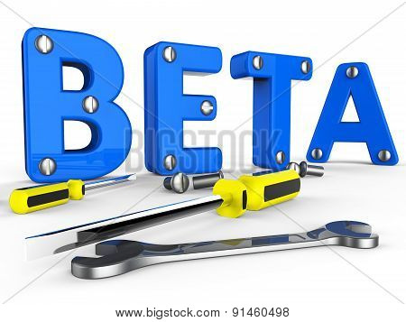 Beta Software Represents Trial Develop And Application
