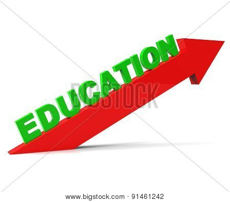 Increase Education Shows Train Studying And Success