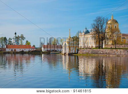 Monastery Stolobny Island