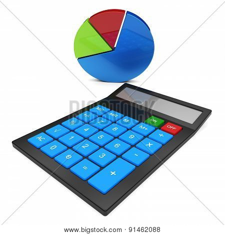 Calculate Statistics Shows Calculated Data And Statistical