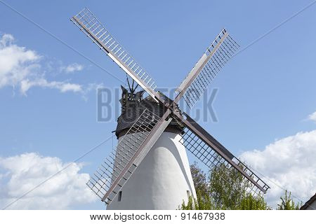 Windmill Duezten (minden, Germany)