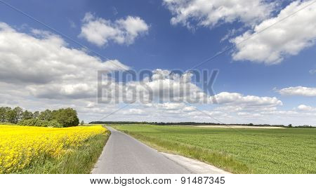 Countryside Road.