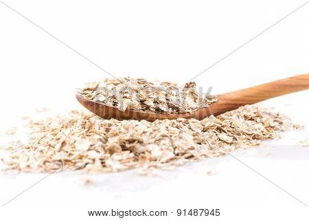 Whole Grain, Rolled Oats