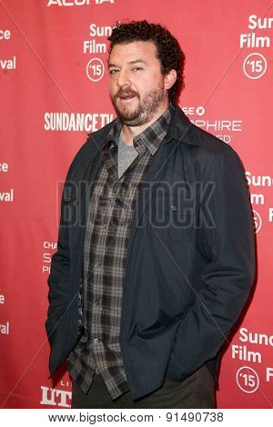 PARK CITY, UT-JAN 28: Actor Danny McBride attends the