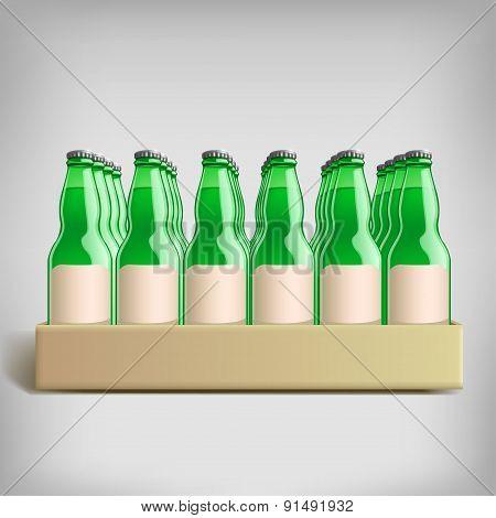 pack bottles
