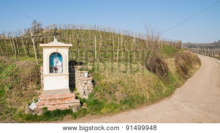 Italian Traditional Votive Temple