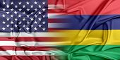 picture of mauritius  - Relations between two countries - JPG