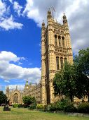 foto of prime-minister  - Big Ben and The Houses Of Parliament in London - JPG