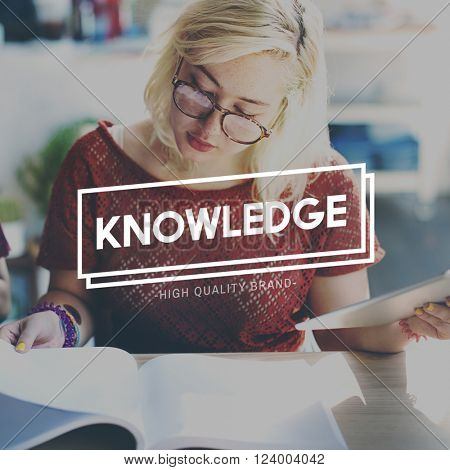 Knowledge Intelligence Study Education Concept