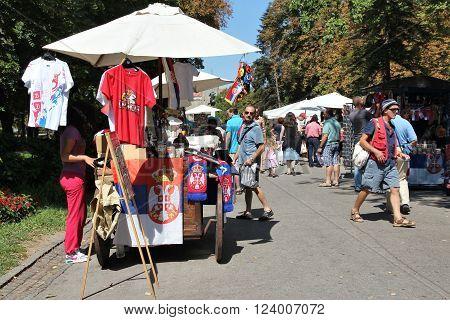 Belgrade Marketplace