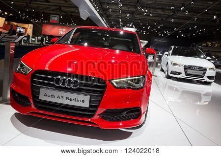 Audi A3 Berline And Audi A3 Sportback