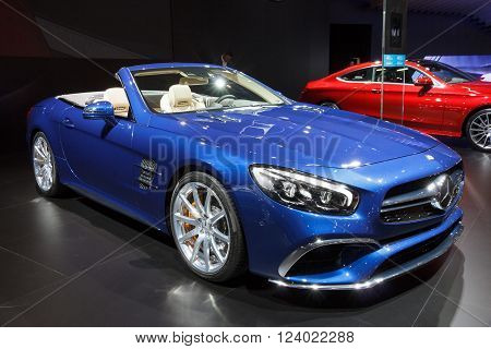 2016 Amg Sl65 Convertible Roadster