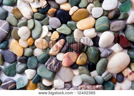 pebblestones background
