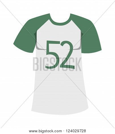 Graphic T-shirt design vector. T-shirt vector sport clothes. T-shirt vector fashion design. T-shirt vector cotton textile. T-shirt vector cloth isolated.
