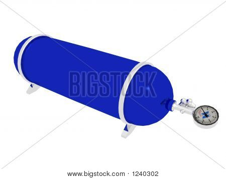 Nitrous Oxide Bottle