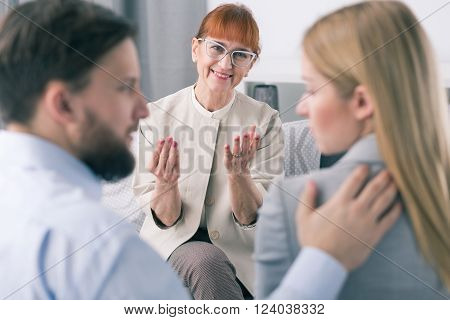 Good Effects Of Marriage Therapy