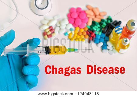 Drugs for Chagas disease (American trypanosomiasis) treatment