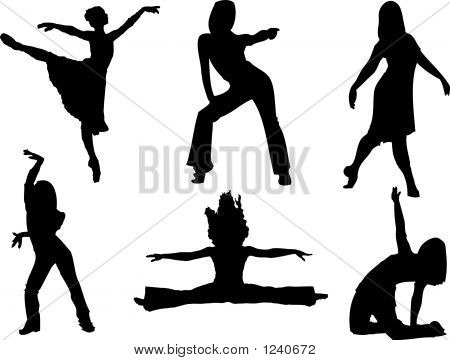 Female Dancers