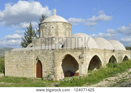 15th century Agia Aikaterini Church