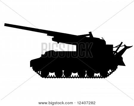 Ww2 - Self Propelled Gun