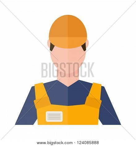 Worker silhouette construction and worker silhouette occupation builder. Worker silhouette professional industrial repairman. Engineer foreman worker together silhouette people construction vector.
