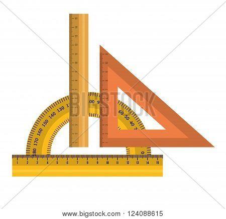 architecture tools design, vector illustration eps10 graphic