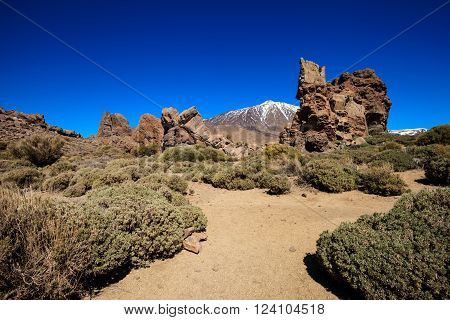 Beautiful Tenerife Volcano - El Teide