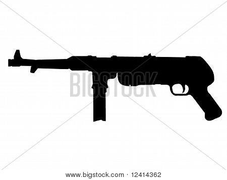 Ww2 - Sub-machine Gun